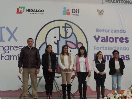 "Llega a Tepeapulco el IX Congreso de la Familia ""Reforzando valores, fortaleciendo familias""1"