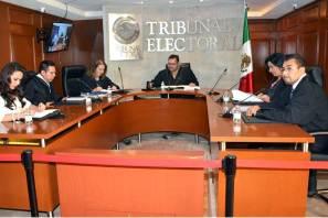 Magistrados electorales desechan posicionamientos insubsistentes