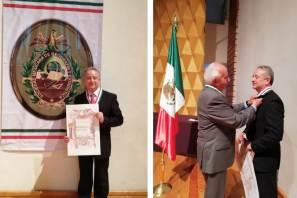 Mario Pfeiffer ingresa a la Sociedad Hidalguense de Geografía6