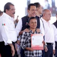Miles de familias de la región de Tulancingo mejoran su calidad de vida con PROSPERA2