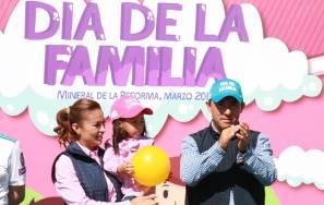 Mineral de la Reforma celebra el Día de la Familia 2
