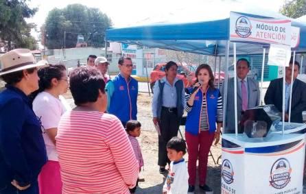 Mineral de la Reforma garantiza un gobierno cercano a través del programa 3