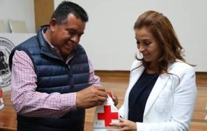 Mineral de la Reforma se solidariza con la Cruz Roja, sumándose a la Colecta Nacional 20182
