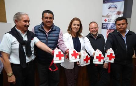 Mineral de la Reforma se solidariza con la Cruz Roja, sumándose a la Colecta Nacional 20184