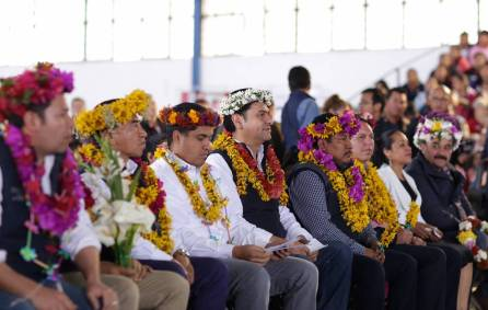 Mujeres de la sierra hidalguense son incorporadas a PROSPERA3