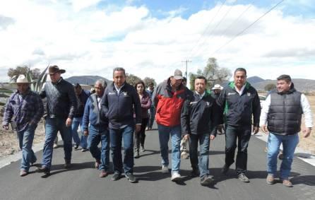 Municipio de Tepeapulco recibirá inversión histórica por más de 27 millones de pesos durante este año 1