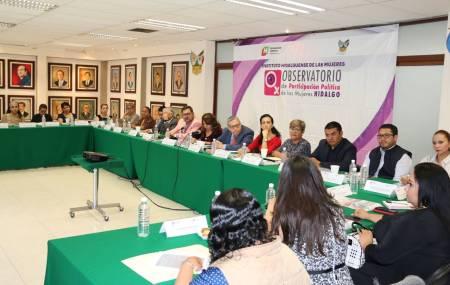 Observatorio exhorta a partidos a garantizar los derechos político-electorales de las mujeres3