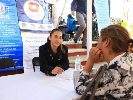 Ofrecerán empleos 20 empresas en la colonia Cuauhtémoc