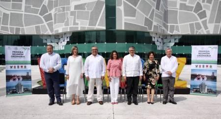 Participa Hidalgo en la Primera reunión ordinaria de la Región Centro-Golfo-Istmo en Veracruz2.jpg