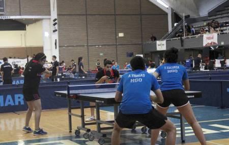Polideportivo del INHIDE recibe el macroregional de tenis de mesa .jpg