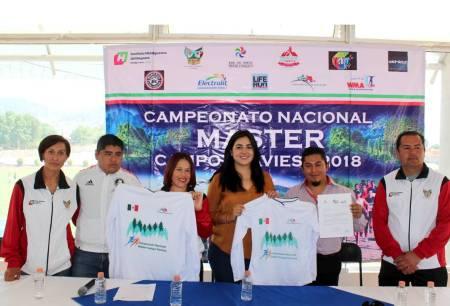 Presentan Campeonato Nacional Máster de Campo Traviesa .jpg
