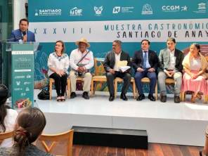 Presentan la 38º Muestra Gastronómica de Santiago de Anaya4