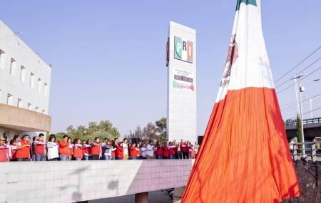 PRI conmemora natalicio de Benito Juárez