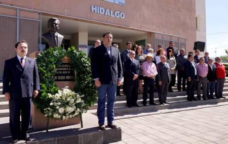 PRI Hidalgo conmemora el Aniversario Luctuoso de Luis Donaldo Colosio2