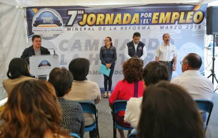 Realiza Mineral de la Reforma su séptima Jornada por el Empleo, con la participación de 30 empresas.jpg
