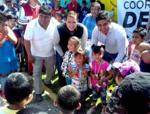 """Realizan """"Reto PRI"""" en el municipio de Tizayuca2"""