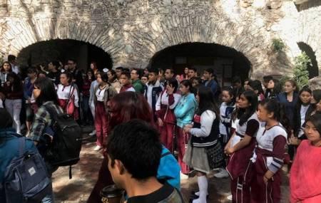 """Realizan el Primer Concurso de Teatro """"Jóvenes en Escena"""""""