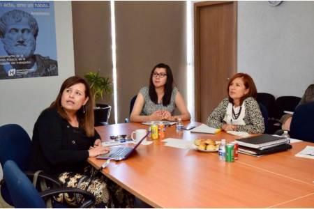 """Reunión de Trabajo """"Diálogos y Experiencias en los Sistemas de Monitoreo y evaluación Públicos"""" Hidalgo - Jalisco2.jpg"""