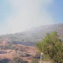 Sábado de incendios en la zona del Xihuingo3