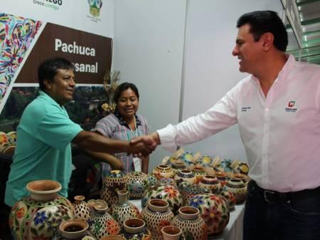 Se promocionan artesanías de Hidalgo en ferias nacionales1.jpg