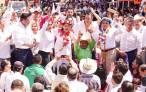 Se registra ante el INE Sayonara Vargas Rodríguez candidatura por Huejutla 5