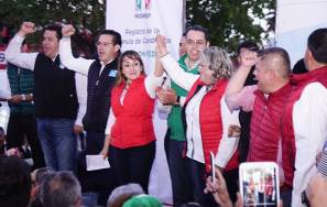 Se registra Citlalí Jaramillo Ramírez ante el INE3
