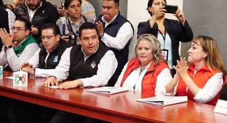 Se registra Citlalí Jaramillo Ramírez ante el INE5