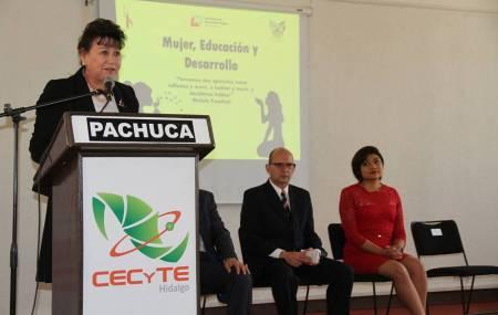 """SEPH conmemora el Día Internacional de la Mujer con la conferencia """"Mujer, Educación y Desarrollo""""1"""