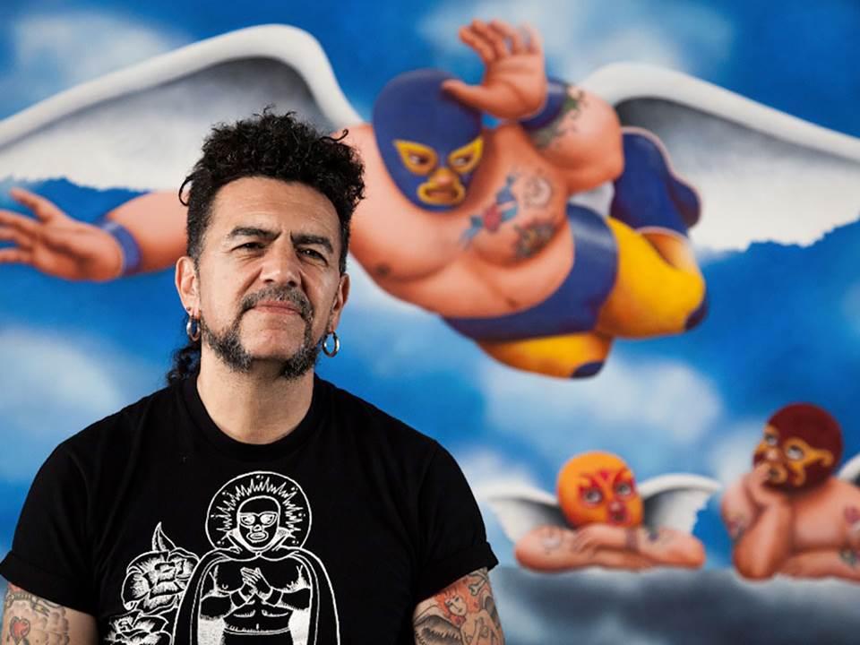 Sergio Arau entre los artistas invitados este año en el FINI