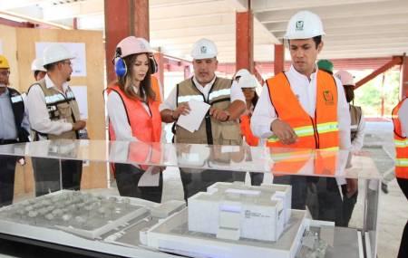 Supervisa Director General del IMSS avance de obra en Hospital y Clínica de Hidalgo2.jpg