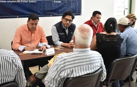 Titular de la Sedeco y su equipo encabezan audiencias ciudadanas en Zimapan, Pisaflores y Chapuluacán2.jpg