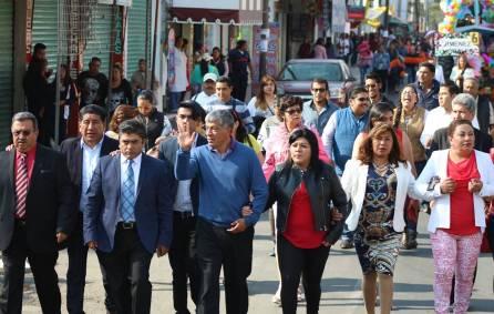 Tizayuca conmemora el CCXII Natalicio de Don Benito Juárez y el desfile de la Primavera4