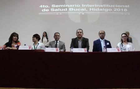 UAEH, sede del 4°Seminario Interinstitucional de Salud Bucal1