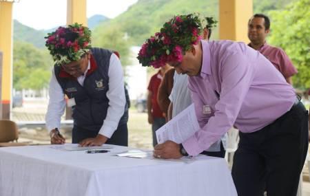 UTHH firma convenio de colaboración con Bachillerato del Estado de Hidalgo2