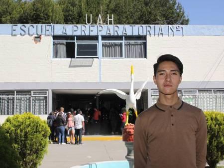 Alumno de UAEH representará Hidalgo en Olimpiada Nacional.jpg
