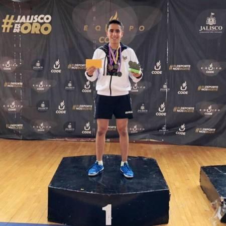 Andrés Vargas se coloca en el cuarto lugar a nivel nacional .jpg