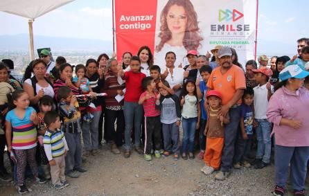 Apoyará Emilse Miranda a colonias populares de Tulancingo1