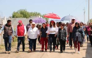 Apoyará Emilse Miranda a colonias populares de Tulancingo2