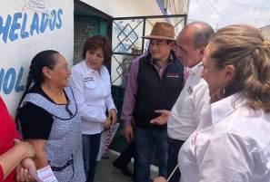 Arranca campaña Rafael Garnica Alonso, candidato de Morena por la Diputación local del X Distrito