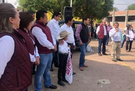 Arranca campaña Rafael Garnica Alonso, candidato de Morena por la Diputación local del X Distrito4