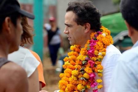 Candidato al senado Alex González recorre municipios de la sierra y huasteca durante primera semana de campaña2
