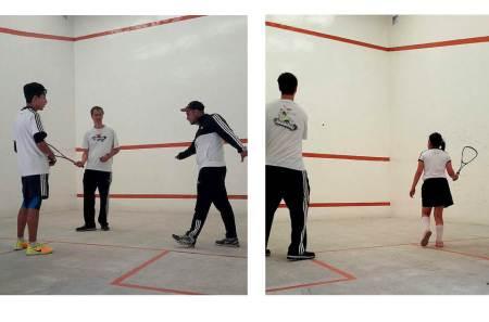 CEAR abrirá escuela de iniciación de squash