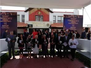 Celebran el 98 aniversario de la fundación de Mineral de la Reforma; entregan la Presea Chicomecoatl3
