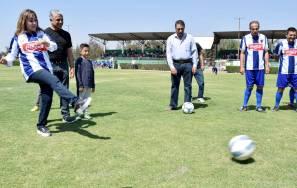Citlali Jaramillo comprometida con el deporte y la sana convivencia familiar1