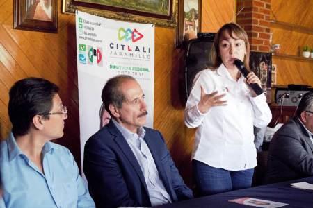 Citlali Jaramillo, por un régimen fiscal más justo