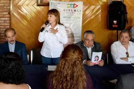 Citlali Jaramillo, por un régimen fiscal más justo2