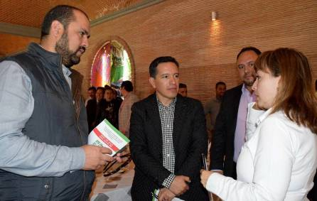 Citlali Jaramillo se reúne con integrantes de la CMIC1