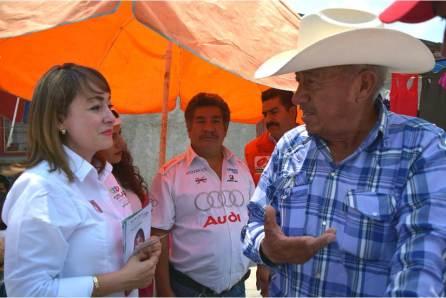Compromete Citlali a gestionar recursos para asociaciones y fundaciones