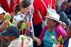 Con ceremonia indígena reciben a Nuvia Mayorga en Acaxochitlán2