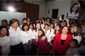 Con la Coalición Todos por México los hidalguenses serán los ganadores el 1 de julio, Nuvia Mayorga Delgado3